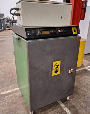 Ambrell - First Induction Heating System