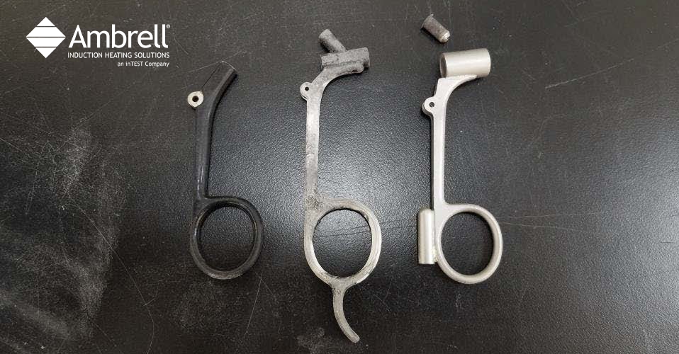 Coating Burn Off (Surgical Tools)
