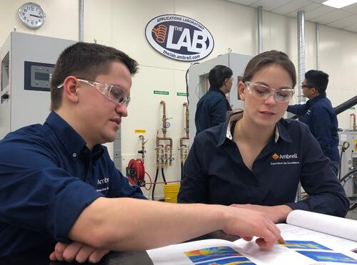 THE LAB: Induction heating application testing