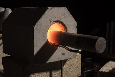 Ambrell Induction Forging