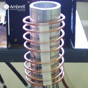 Induction Annealing for Bending