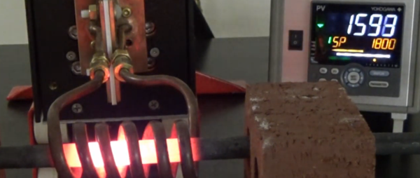 Induction Preheating for Forging
