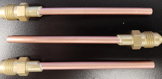 Brazing Brass and Copper with Induction Heating