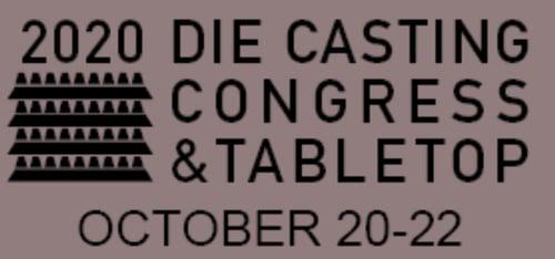 Diecasting Congress 2020