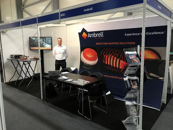 Ambrell at Advanced Engineering 2018