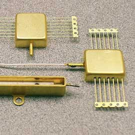 fibra óptica: calentamiento por inducción