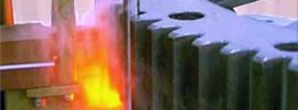 hardening with induction heating