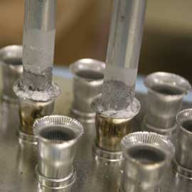 Brasage d'Aluminium