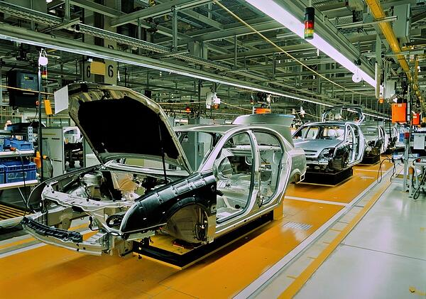 Induction in the Automotive Industry