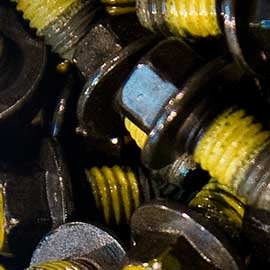 Fastener Manufacturing with induction