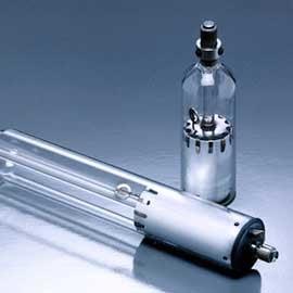 Scellement verre métal par induction