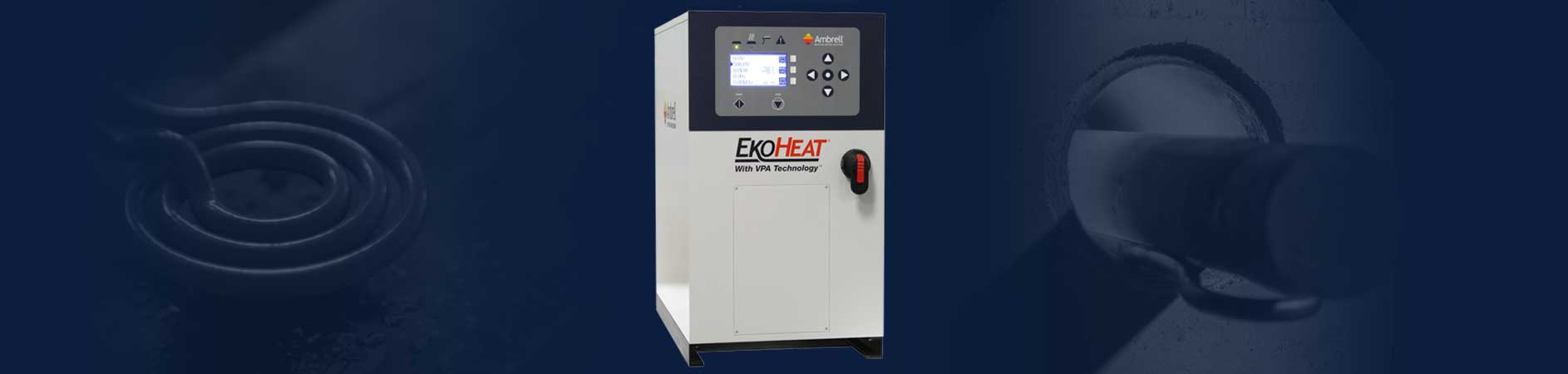 EKOHEAT Induction Heating Systems