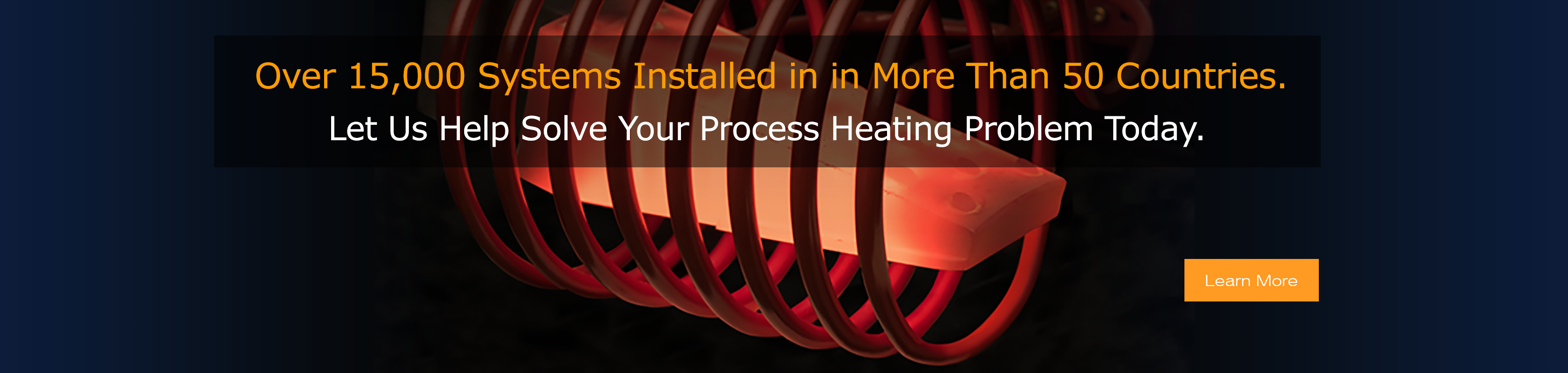 Let us help solve your process heating problem today