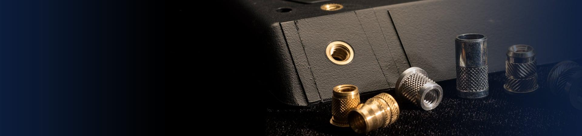 Induktives Verkleben von Metall mit Kunststoff