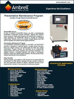 Preventive Maintenance Offer