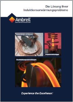 Brochure: Induktionserwärmung von Ambrell
