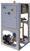 Cooling Systems for induction heating