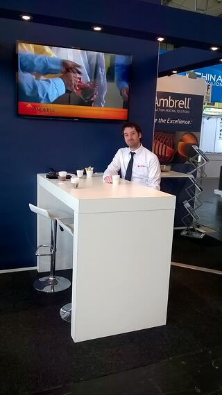 Ambrell at HANNOVER MESSE