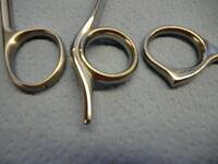 Brazing Scissors with Induction Heating