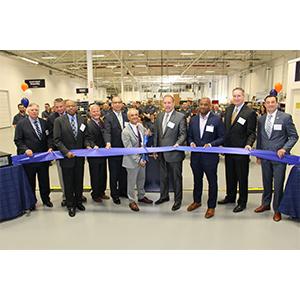 Ribbon-Cutting Celebrates New Manufacturing Facility