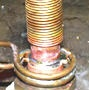 Brazing brass bellow assemblies for pneumatic regulators