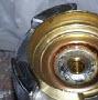Brazing a pressure switch base assembly