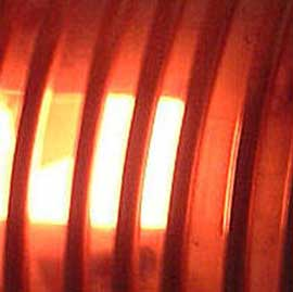 susceptor heating image