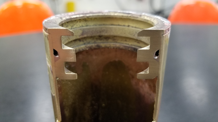 brazing brass assemblies with induction